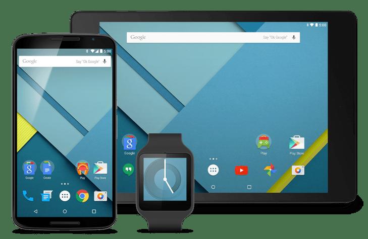 čistý Android