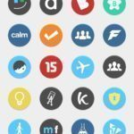 Flatee Icon Pack