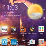 Alcatel One Touch Hero 2 – prostředí systému Android 4.4.2 (12)