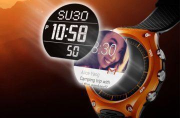 Casio představilo odolné hodinky s Android Wear 2bf61aeb61