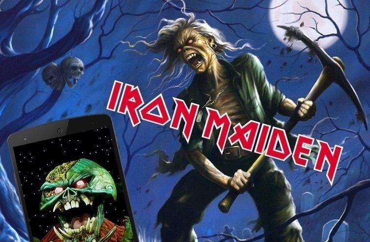 Iron Maiden chystají hru – náhleďák