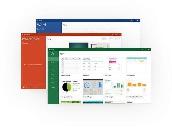 Remix OS si poradí s dokumenty MS Office