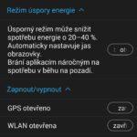 Lenovo Vibe Z2 Pro – prostředí systému Android 4.4.2 (1)