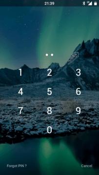 Next Lock Screen - aplikace (1)