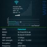 Nexus 5 – signál Wifi