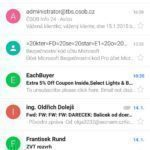 Nexus 6 – e-mail a gmail (2)