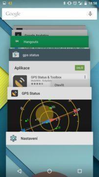 Nexus 6 - multitasking
