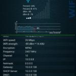Nexus 6 signál WiFi