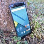 Nexus 6 – v trávě, konstrukce (2)