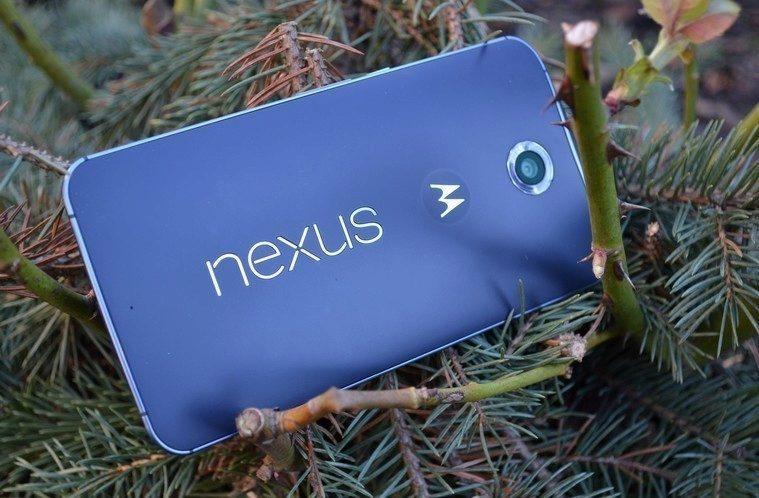 Nexus 6 – v trávě, konstrukce (8)