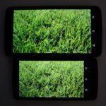 Nexus 6 vs. Nexus 5 srovnání – displej (2)