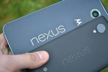 Nexus 6 vs. Nexus 6 srovnání konstrukce 34