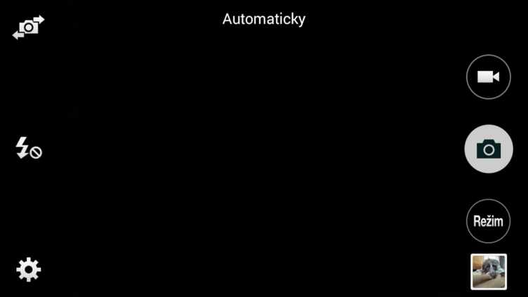 Samsung Galaxy A5 - aplikace fotoaparátu (2)