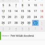 Samsung Galaxy A5 – prostředí systému Android 4.4.4. (11)