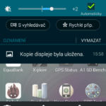 Samsung Galaxy A5 – prostředí systému Android 4.4.4. (5)