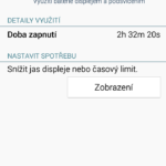 Samsung Galaxy A5 –  výdrž baterie (1)