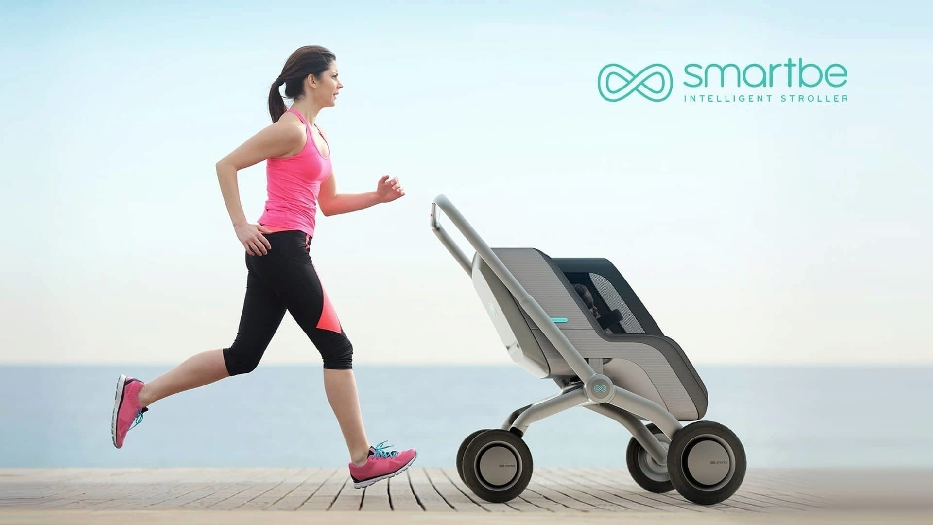 Smartbe Intelligent Stroller 1