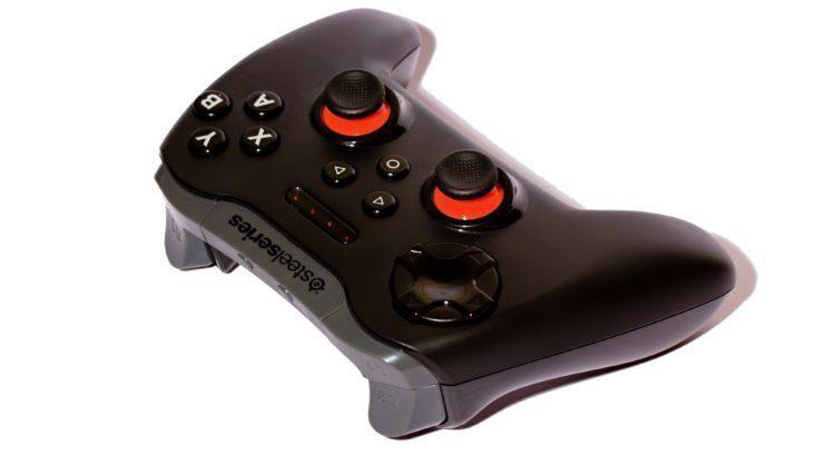 SteelSeries Stratus XL gamepad 4