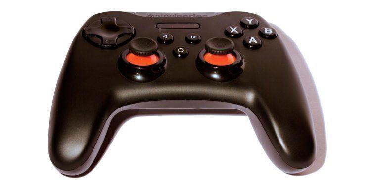 SteelSeries Stratus XL gamepad 5