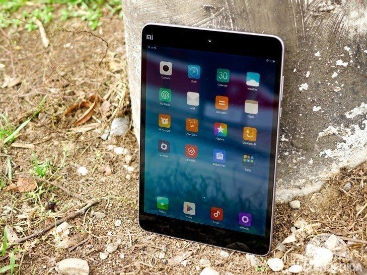 Xiaomi Mi Pad 2 - konstrukce, displej (2)