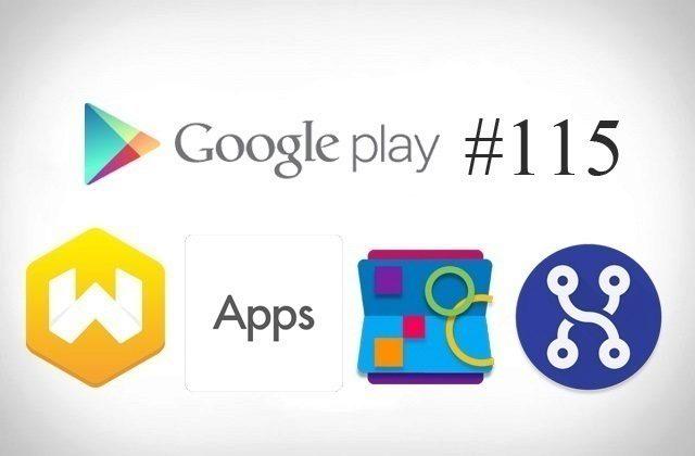android aplikace 115