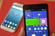 android lumia windows 10