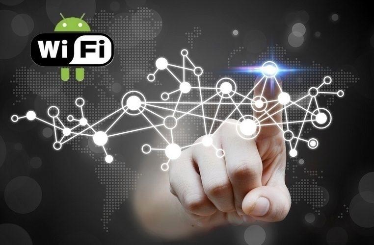 android wifi nový standard halow internet věcí