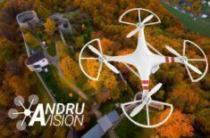 soutěž drony