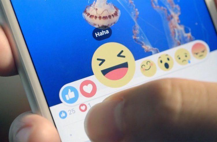 facebook-reakce