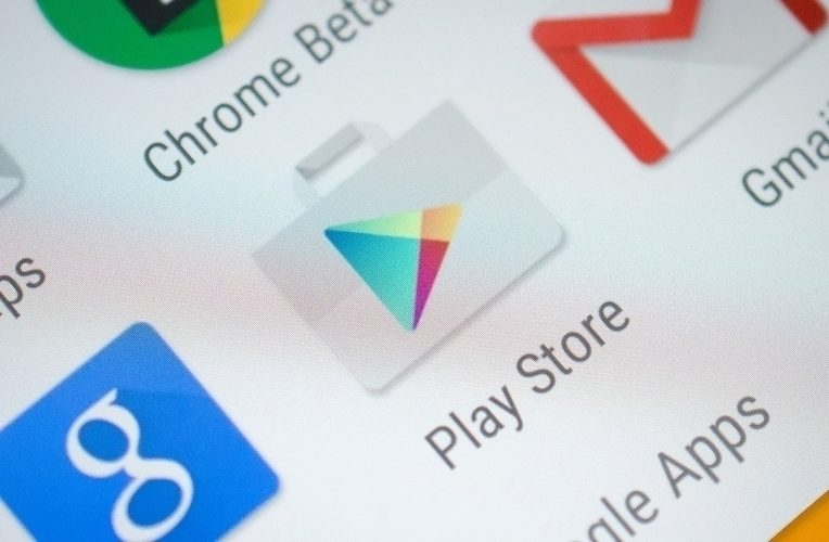 google play android aplikace app store