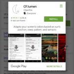 Instalace aplikace z výsledků vyhledávání