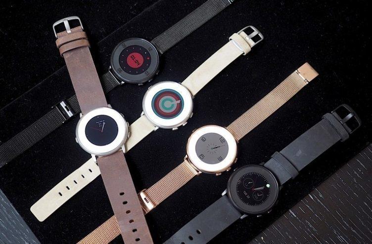 pebble hodinky čr