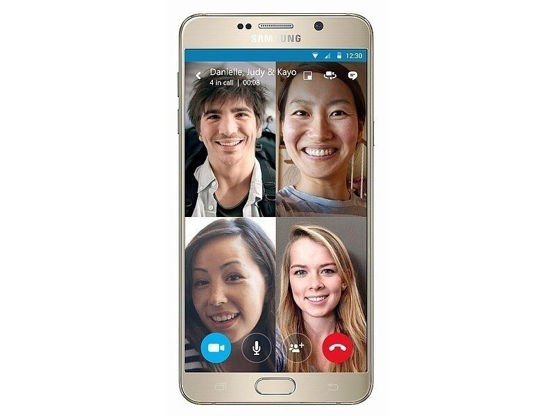 skype pro android