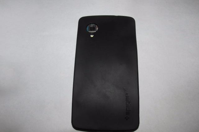 nexus 5 zadní část microSD