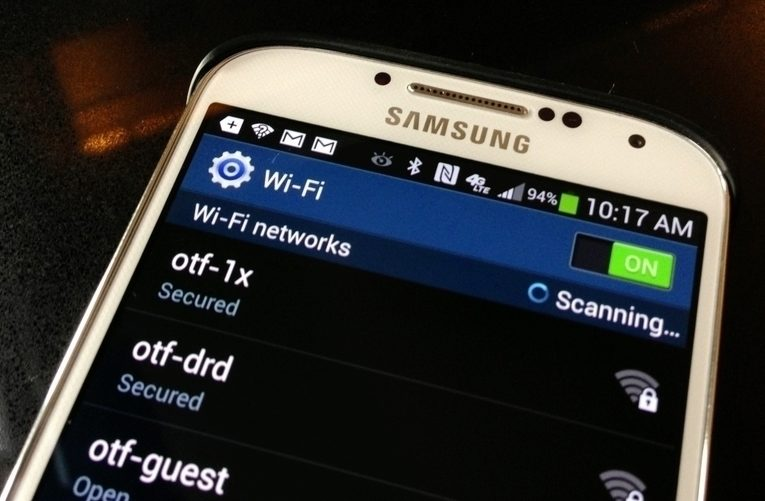 wi-fi cleanup aplikace android