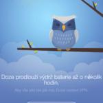 Aplikace Doze