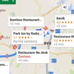 Restaurace na cestě