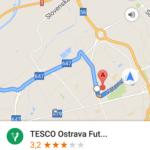 Informace o místě