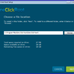 Instalace nástroje One Click Root