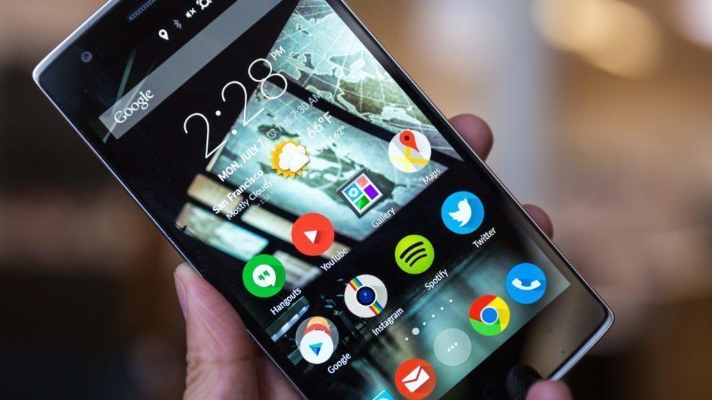 LTPS displej nalezneme například na palubě OnePlus One
