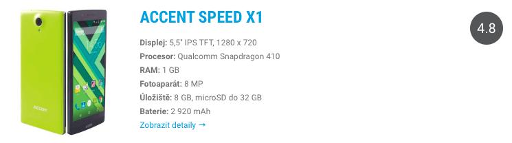 Accent speed katalog