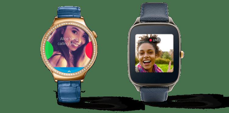 Android Wear najdete především v chytrých hodinkách