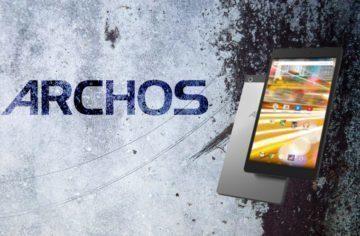 Archos představil nové tablety, zaujmou lákavou cenovkou