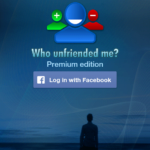 Who unfriended me