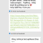 Disa - náhrada za Messenger (7)
