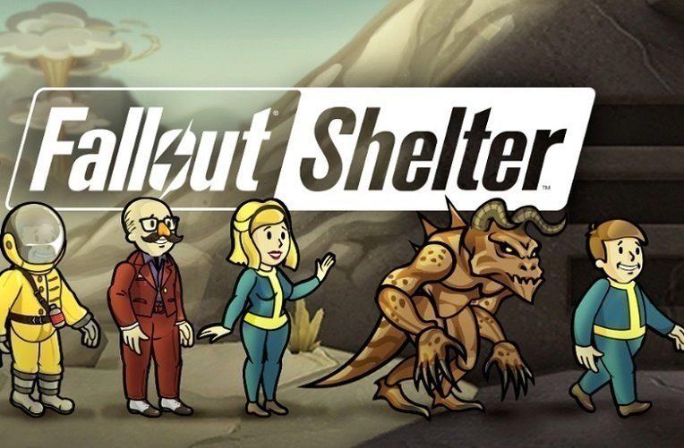 Fallout Shelter titul