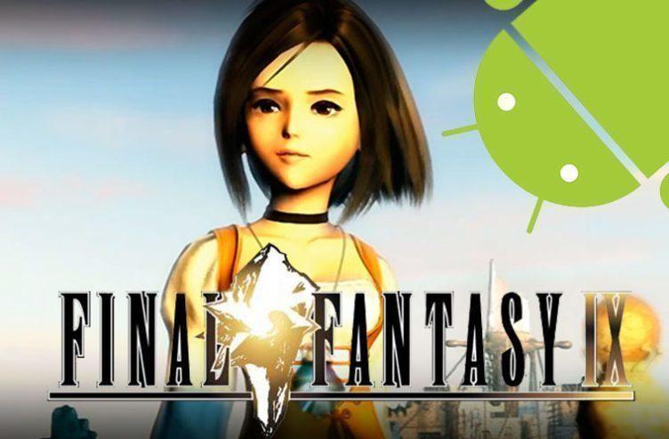 Final Fantasy IX v Obchodě Play – náhleďák