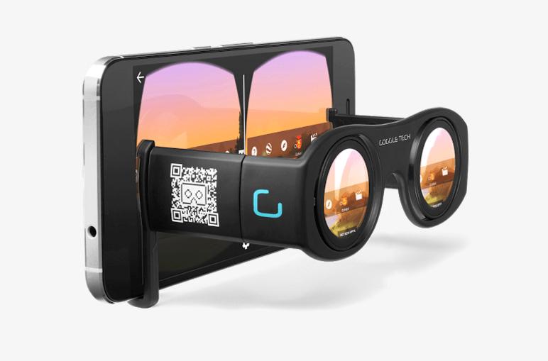 GoggleTech C1-Glass - virtuální realita v Google Store