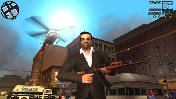 Grand Theft Auto - Liberty City Stories 1