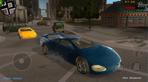 Grand Theft Auto - Liberty City Stories 2